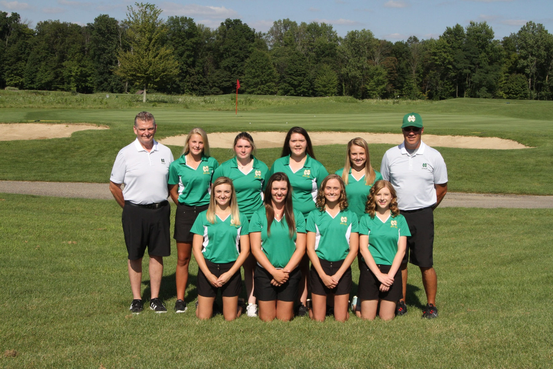 Girls Golf  Newark Catholic High School