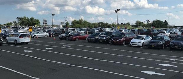 Newark International Airport Short Term Parking