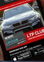 Newark Long Term Parking App