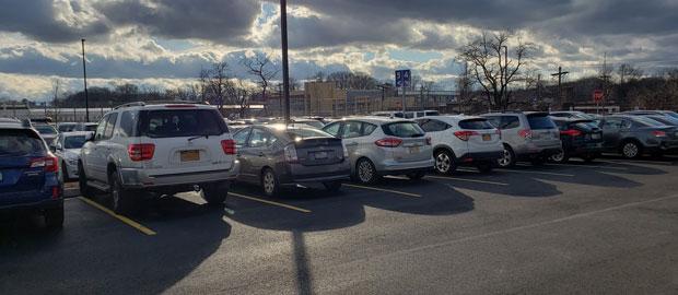 Newark International Airport Self Parking