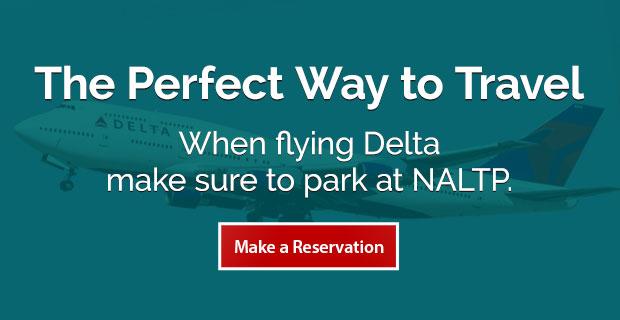 Parking for Delta Newark Travelers