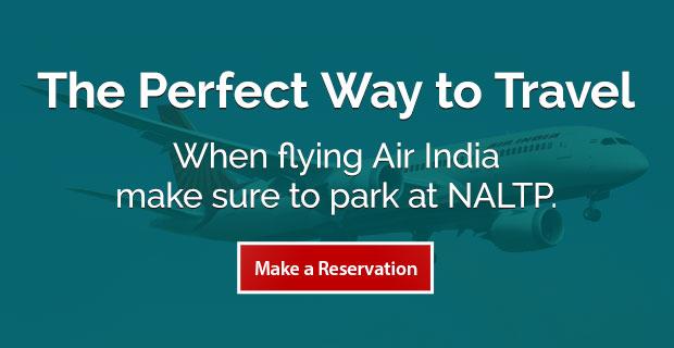 Air India at Newark Airport