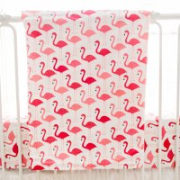 Flamingo Nursery Decor | Flamingo Crib Bedding | Flamingo ...