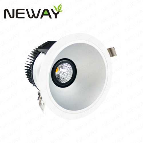 40W LED Downlight LED Daylight Recessed Lighting LED Down