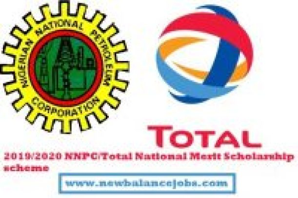 nnpc total international masters scholarship