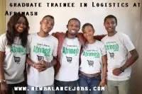 graduate trainee in Logistics at Afrimash