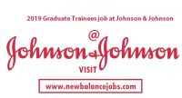 Graduate Trainees job at Johnson & Johnson