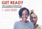 Tony Elumelu - TEEF 2020