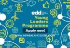 European Commission EDD Young Leaders Programme