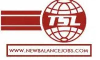 tsl logistics recruitment