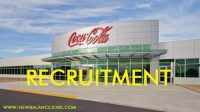 Coca-cola recruitment in Nigeria 2020-2021