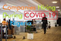 Companies Hiring during COVID-19