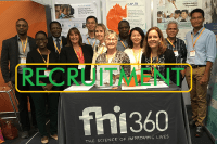 FHI 360 recruitment