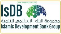 Islamic Development Bank recruitment