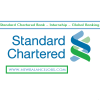 standard chartered bank internship