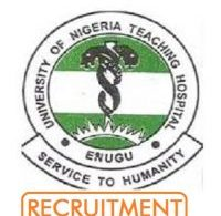 University of Nigeria Teaching-Hospital UNTH Recruitment