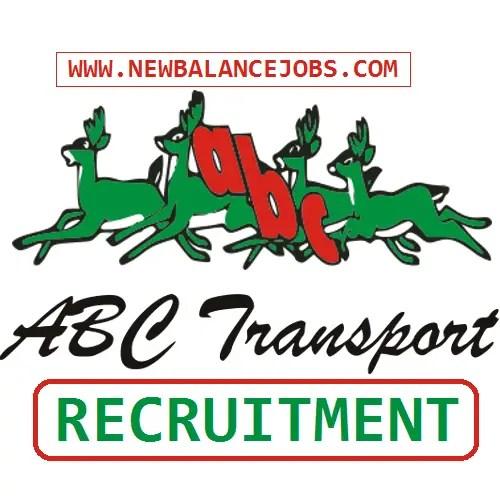 ABC Transport Recruitment