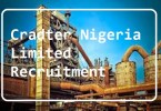 Cradter Nigeria Limited Recruitment