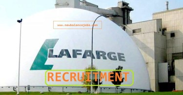 Lafarge Group Recruiment