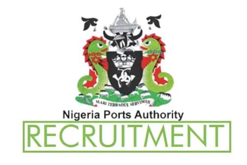 Nigerian Ports Authority Recruitment 2020