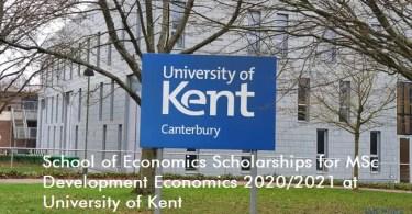 University-of-Kent-scholarship