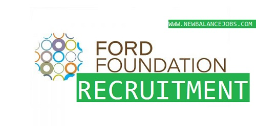 Ford Foundation Recruitment