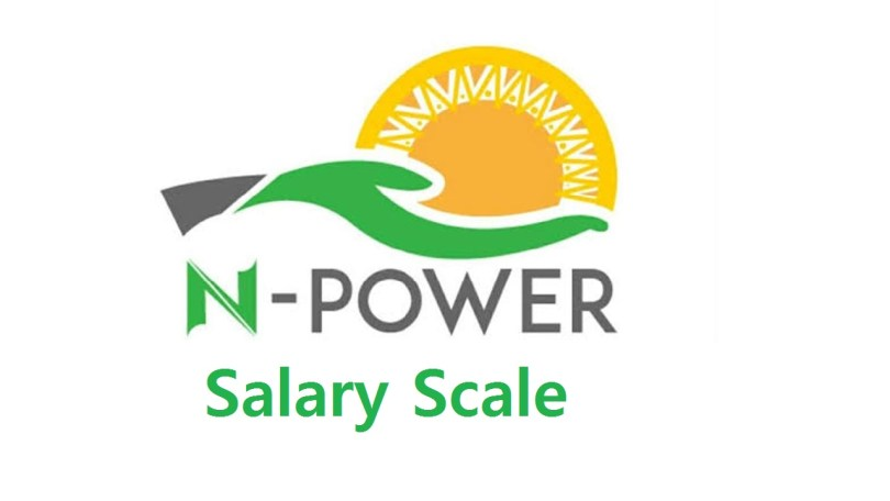 N-Power Salary Scale