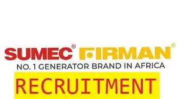 SUMEC Recruitment