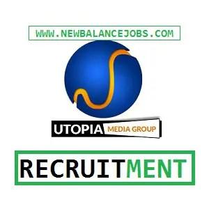 Utopia Media Group jobs