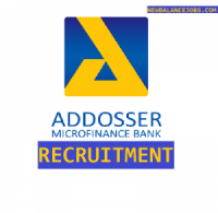 Addosser Microfinance Bank Limited Recruitment