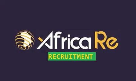 African Reinsurance Corporation-Africa-Re-Recruitment