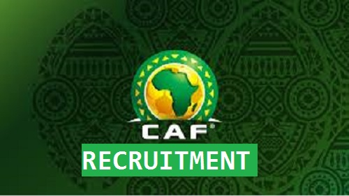 Confederation of African Football Jobs