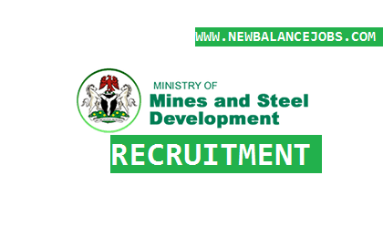 Federal Ministry of Mines and Steel Development Job Recruitment