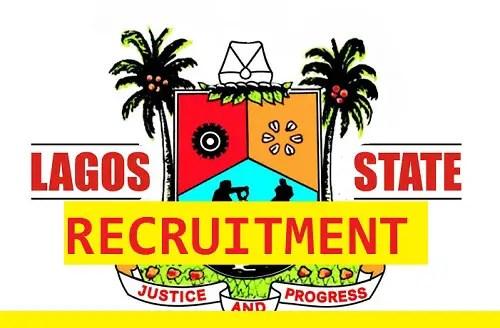 Lagos State Health Service-Commission job Recruitment
