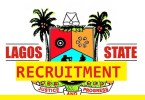 Lagos State Health Service-Commission job Recruitment