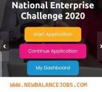 National Enterprise Challenge 2020