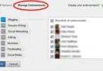 How to maximize your LinkedIn endorsements