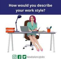 How would you describe your work style