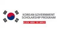 Korean Government Scholarships