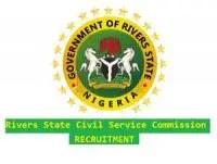 Rivers State Civil Service Commission Recruitment 2020 Application
