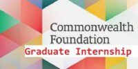 Commonwealth Foundation Graduate Internship