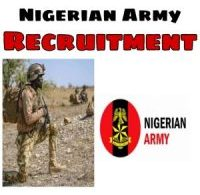 Nigerian Army Recruitment 20212022 [Tradesnon-tradesmen and women]