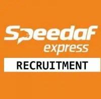 Speedaf Express recruitment