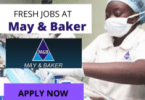 May & Baker Nigeria Plc Recruitment