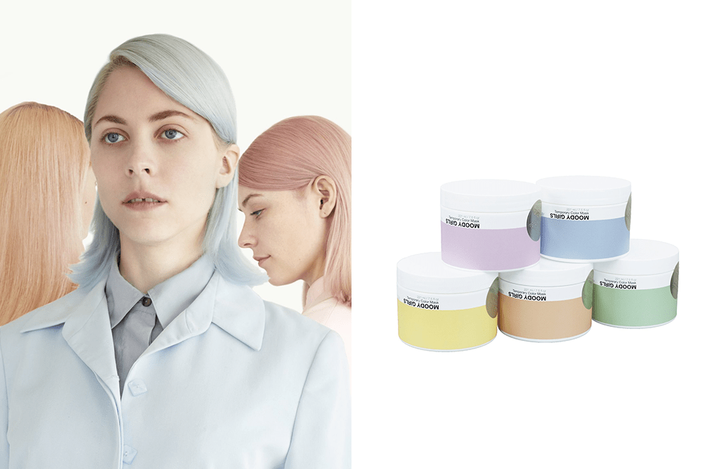 This New Hair Mask Lets You Try Out Pastel Color With No Commitment featured image