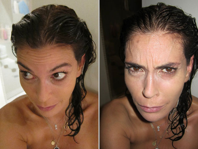 a-bareface