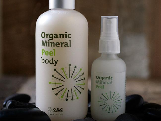 organic Mineral Peel NewBeauty