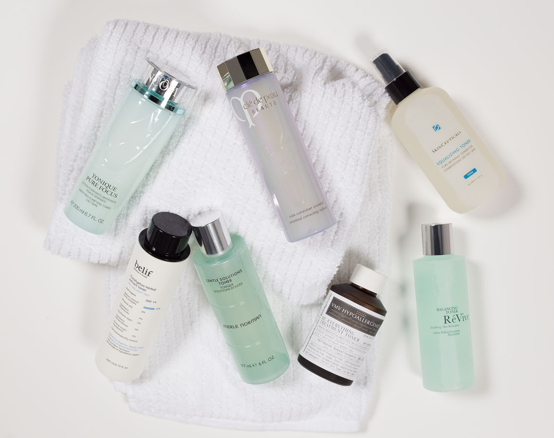 Toners For Skin Type