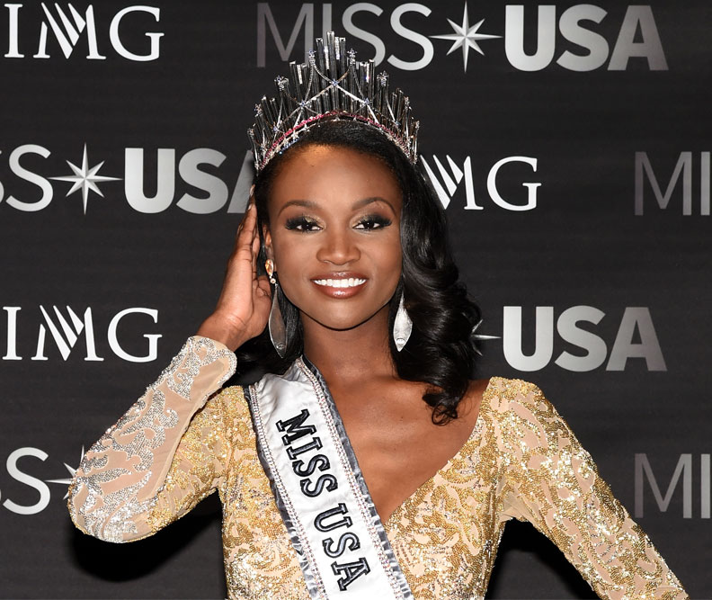 What Miss USA Said Last Night That Has Everyone Talking featured image