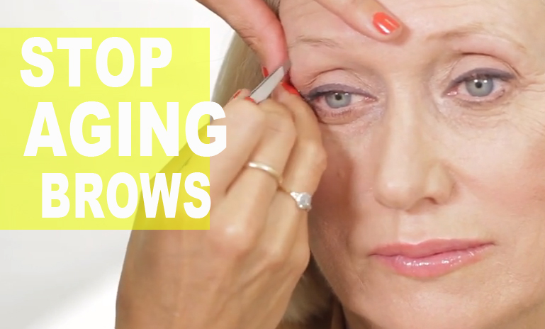 Aging Brows